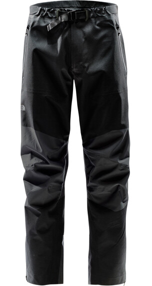 The North Face M's Summit Series L5 Shell Pant Regular TNF Black/Asphalt Grey Jacquard